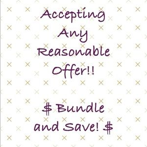 Other - Bundle & Save $$!